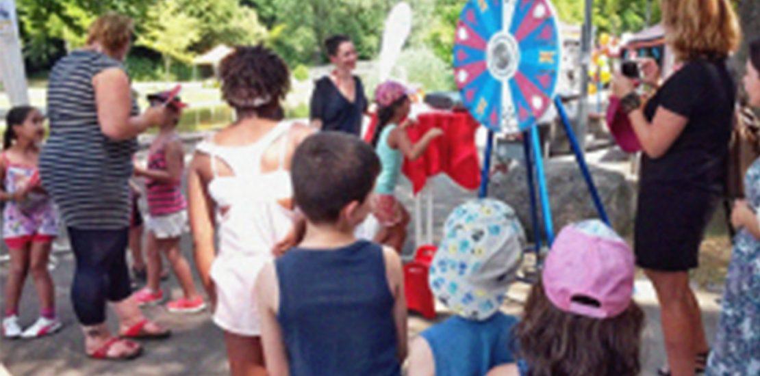 Mitwirkung am Kornwestheimer Kinderfest 2016