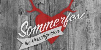 Sängerlust Sommerfest 2017 im Hirschgarten