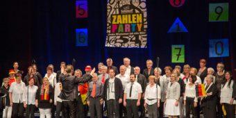 """Jahreskonzert 2017 – """"Zahlenparty"""""""